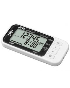 Pedometer with 3 Axis Sensor / Calorie Counter