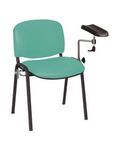 Phlebotomy Chair Upholstered in Vinyl (Specify Colour When Ordering)