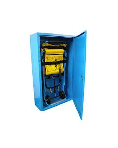 Evacuation Chair Wall mounted Cabinet