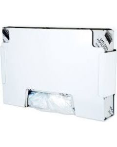 Flat Pack Apron Dispenser with Lifelong Antimicrobial Protection
