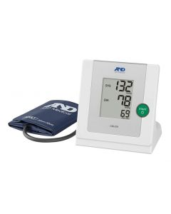AND UM-201 Blood Pressure Monitor - Irregular Heart Beat Indicator and Accessories